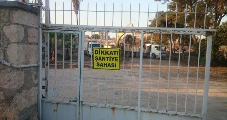 Adana'daki TEKEL  fabrikasının  yeri AVM olacak