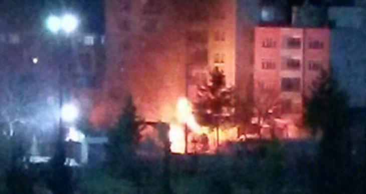Diyarbakır'ın Bağlar İlçesi'nin 1 mahallesinde sokağa çıkma yasağı