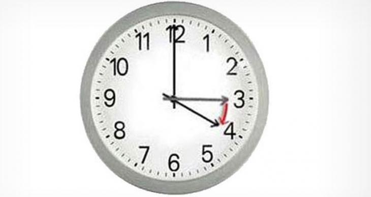 Saatler 27 Mart'ta 1 saat ileri alınacak