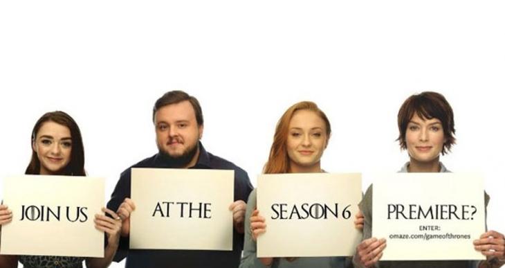 Game Of Thrones oyuncularından mültecilere destek videosu