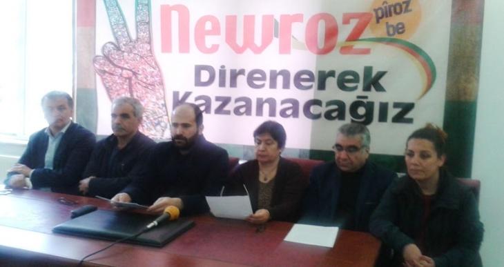 Antep'te Newroz 20 Mart'ta kutlanacak