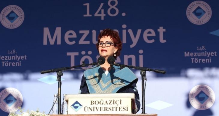 Boğaziçi Üniversitesi Rektörü, tutuklu akademisyen için savcılığa başvuruda bulundu