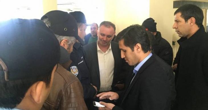 Gözaltına alınan DBP Eş Genel Başkanı Kamuran Yüksek serbest bırakıldı