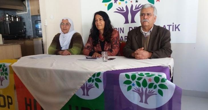 Newroz, Antalya'da da yasaklandı