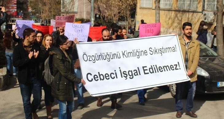 Ankara Üniversitesi Cebeci kampüsünde neler oluyor?