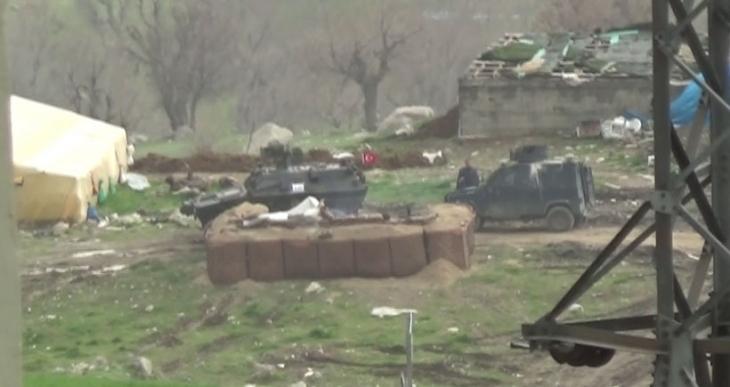 Şırnak'ta çatışmalar kent geneline yayıldı