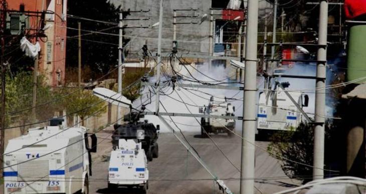Kızıltepe'de kutlama sonrası bir saldırı daha