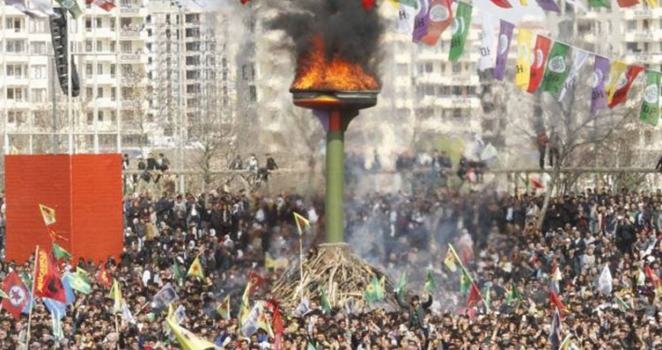 Diyarbakır Newrozu'na 'örgüt propagandası' iddiasıyla 4 ayrı soruşturma açıldı