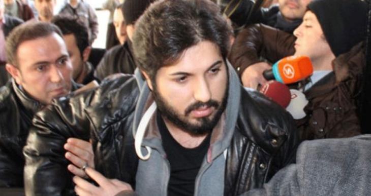 Reza Zarrab, kefaletle serbest kalmak için başvurdu