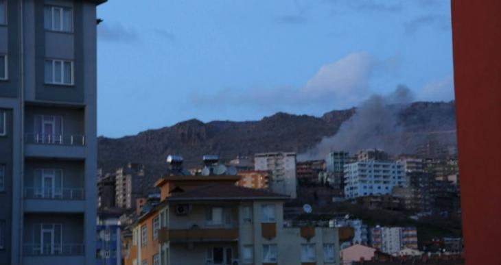 Şırnak'ta tank atışları ve çatışmalar devam ediyor