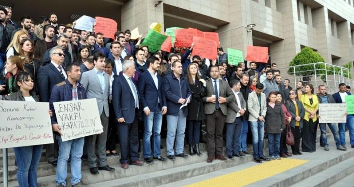 CHP'den Ensar Vakfı için suç duyurusu