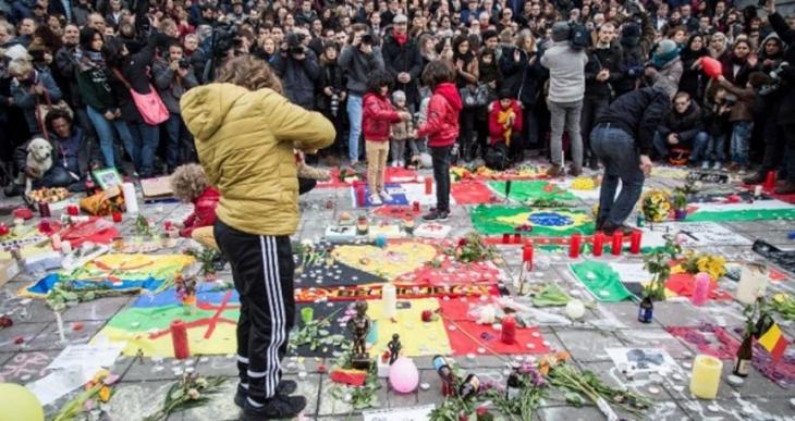 Brüksel'in yaralı bilançosu: 40 ayrı ülkeden, 61'i ağır 300 yaralı