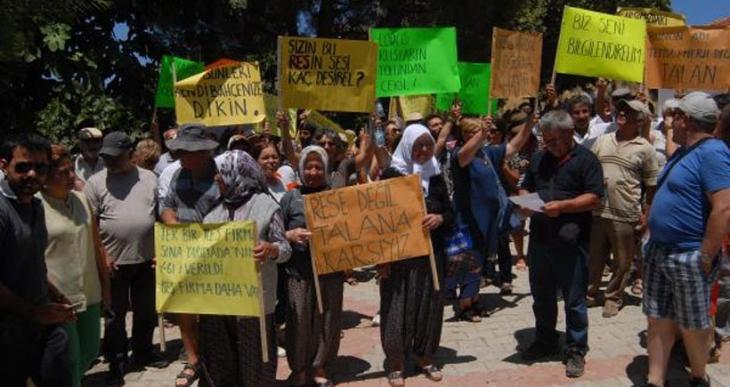 Karaburun'daki RES'in  imar planları iptal edildi