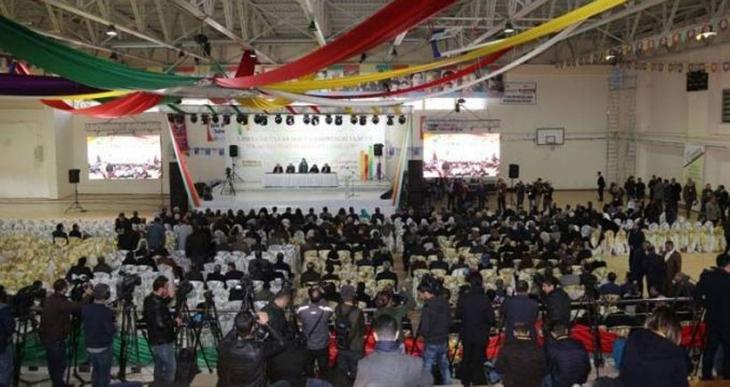 DTK olağanüstü kongreye gidiyor