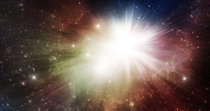 Bir yıldızın ölümü ilk defa görüntülendi