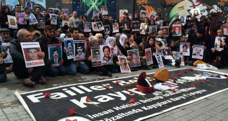 Cumartesi Anneleri, İstiklal'deki bombalı saldırıyı lanetledi