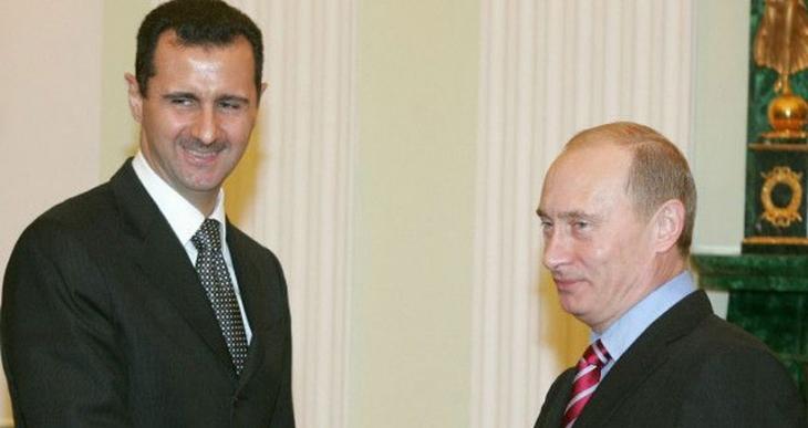Putin'den Esad'a Palmira kutlaması