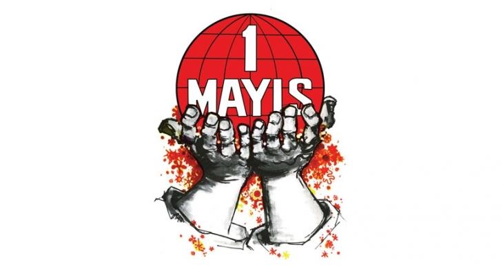 '1 Mayıs, alan tartışmalarına mahkum edilmeden en yaygın şekilde kutlanmalı'