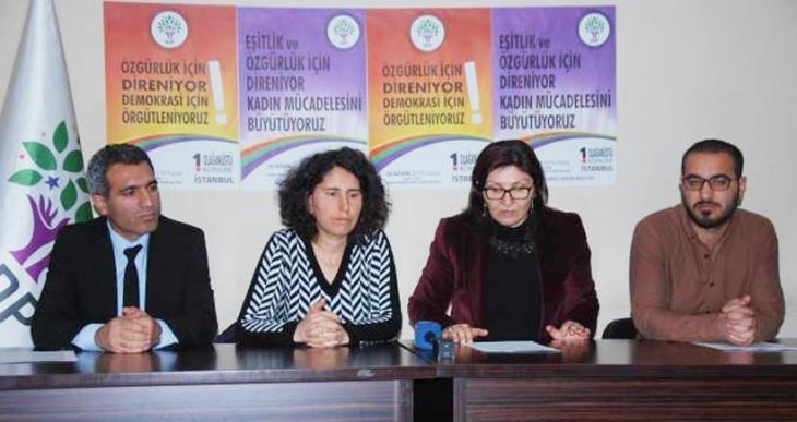 HDP İstanbul Kongresine çağırıyor