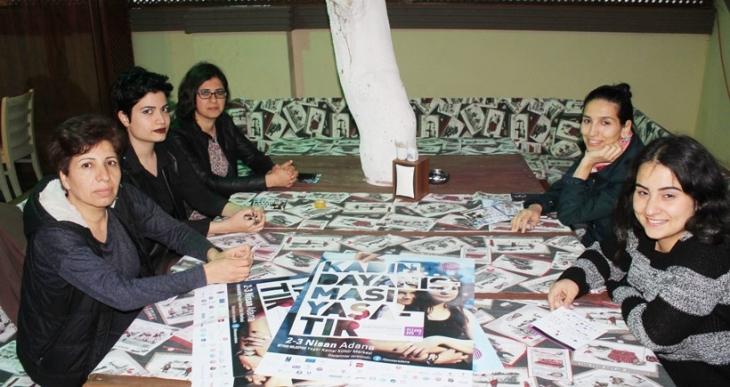 Filmmor Adana'da kadınlarla buluşluyor