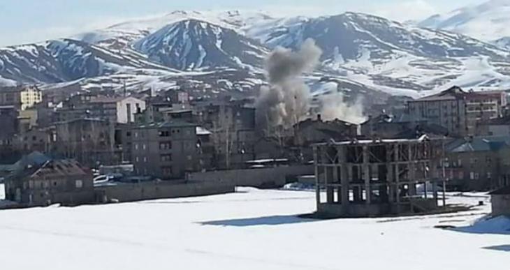 Yüksekova'da yaralanan 1 asker yaşamını yitirdi