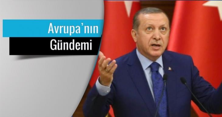 Almanya basını: Erdoğan'ı ciddiye almayın!
