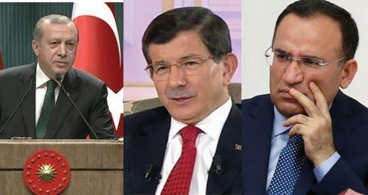 Erdoğan söyledi, Adalet Bakanı işe koyuldu, Davutoğlu 'çalışmamız yok' dedi