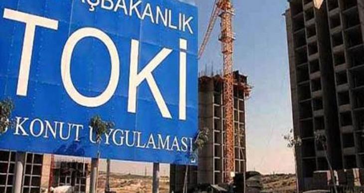 Karaman'da TOKİ işçileri 8 aydır ücret alamıyor