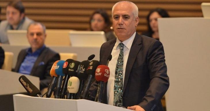 Nilüfer Belediyesi Başkanı Mustafa Bozbey: İnsana barış yakışır