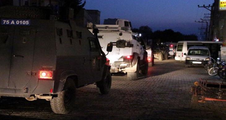 Şırnak'ta zırhlı araca saldırı: 1 polis hayatını kaybetti