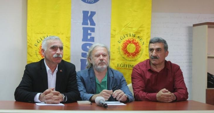 İzmirli vekillere 'hayır' çağrısı