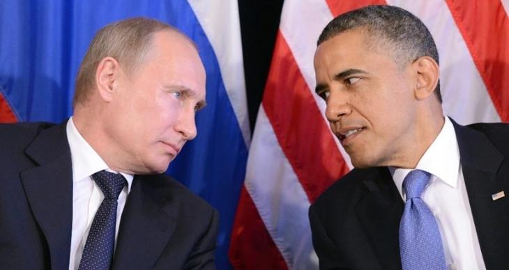 Putin, Obama'ya 'Türkiye-Suriye sınırı kapatılmalı' dedi
