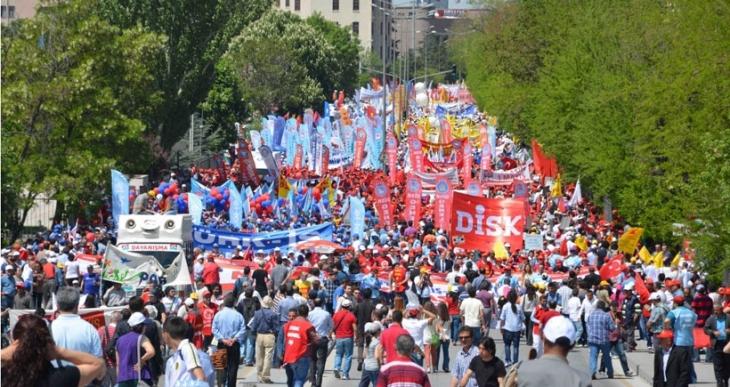 Demokrasi güçlerinin birliği ve emek örgütleri