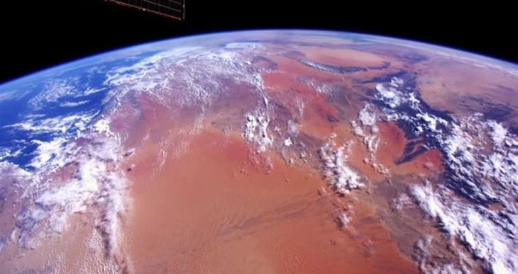 NASA'nın yeni Dünya görüntüleri