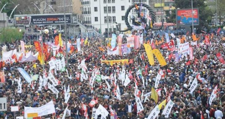 Ankara Valiliği Sıhhiye Meydanını yasakladı