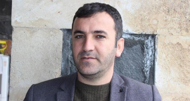 HDP'li Ferhat Encu tekrar tutuklandı