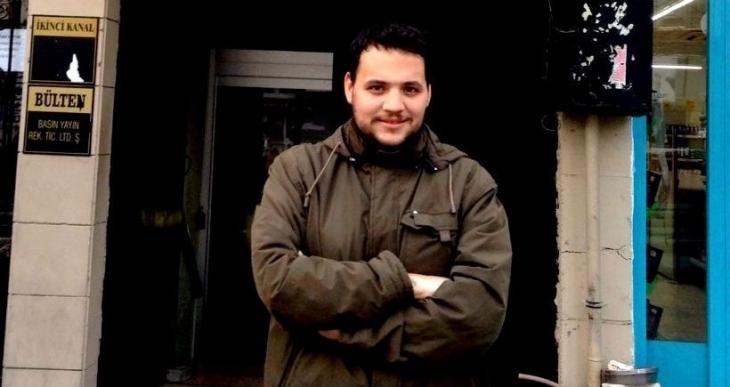 Muhabirimiz Faruk Ayyıldız'a attığı tweetten ceza verildi
