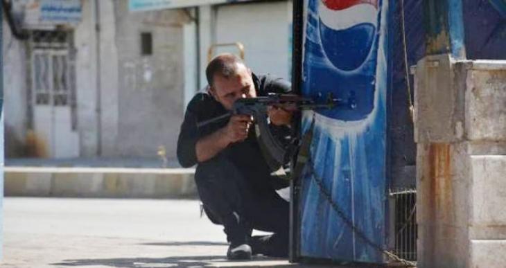 Qamişlo'da çatışmalar duruldu