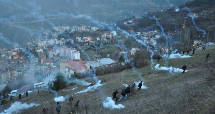 Madene karşı Cerattepe'yi savunan 48 kişiye dava açıldı
