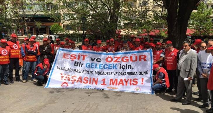 Eskişehir'de 1 Mayıs Sıhhiye'de kutlanacak