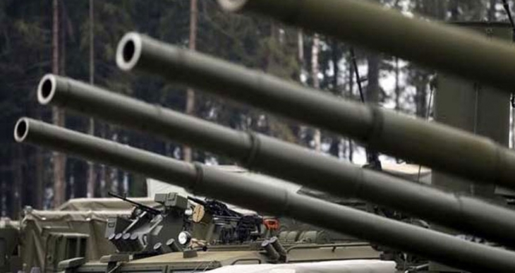 'Rusya, Halep çevresine topçu bataryaları taşıyor' iddiası