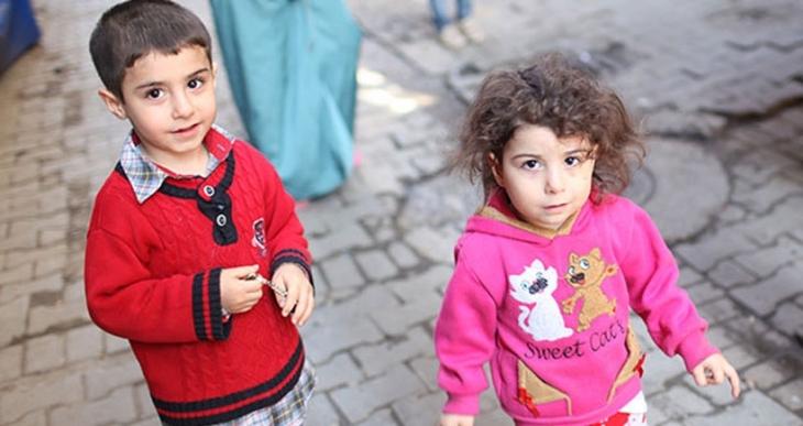 TÜİK: Türkiye nüfusunun yüzde 29'u çocuk
