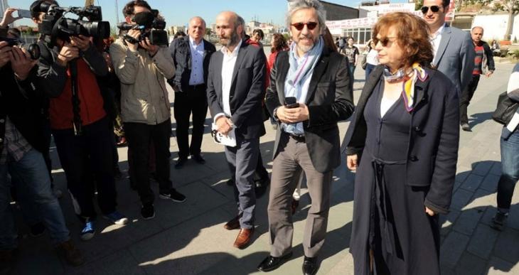 Can Dündar ve Erdem Gül davası 6 Mayıs'a ertelendi
