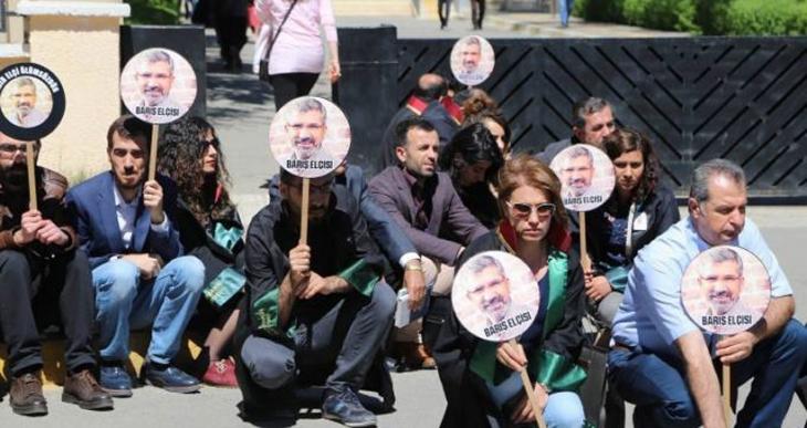 Diyarbakır Barosu: 5 aydır tek bir açıklama yok