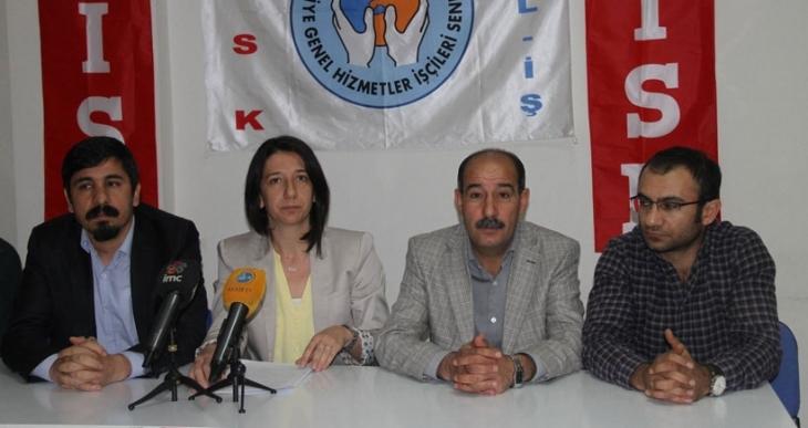 Diyarbakır: Savaşa ve sömürüye karşı 1 Mayıs'ta alanlara