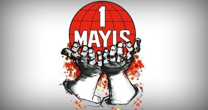 As Plastik işçileri: Çatışmalar 1 Mayıs'tan uzaklaştırıyor