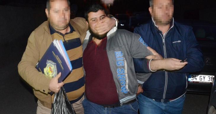 6 IŞİD'li, eylem hazırlığı yaptıkları iddiasıyla yakalandı
