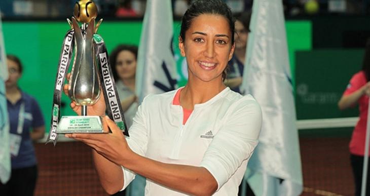 Büyükakçay, TEB BNP Paribas İstanbul Cup'ta şampiyon oldu