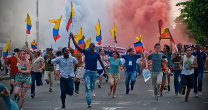 Kolombiya'ya barış  ne zaman gelir?