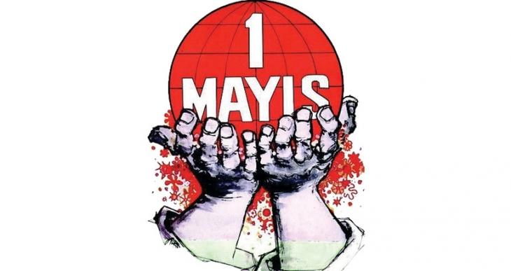 Gaziosmanpaşa'da  yerel  1 Mayıs çalışması